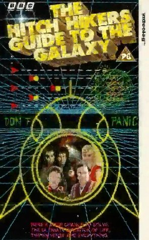 The Hitch Hiker's Guide To The Galaxy - Part 1 (englisch)