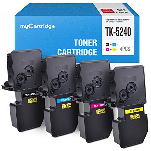 MyCartridge Toner Kompatibel zu Kyocera...