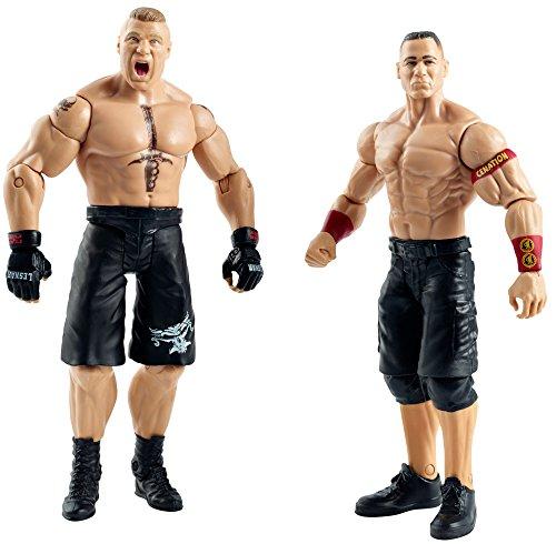 Figur WWE John Cena vs. Brock Lesnar Battle Pack Serie