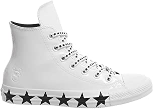 Converse x Miley Cyrus Chuck Taylor All Star White Faux Patent (5.5 Women's)