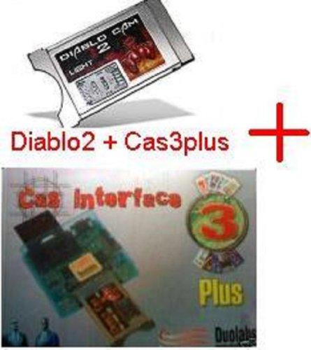 CAS-Interface 3 Plus + Diablo CAM 2 Professional