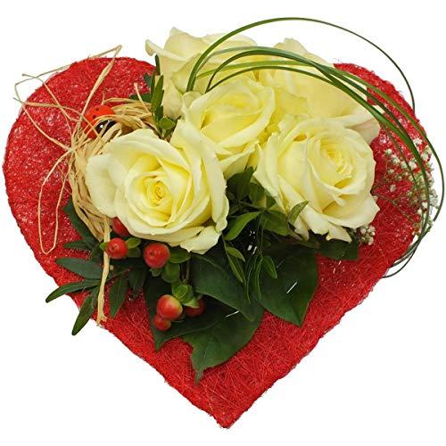 VERSANDKOSTENFREI Blumenversand Alles Liebe inkl Glückwunschkarte Blumenversand