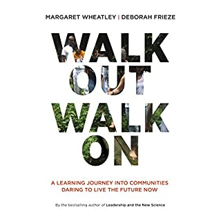 Walk Out Walk On audiobook cover art
