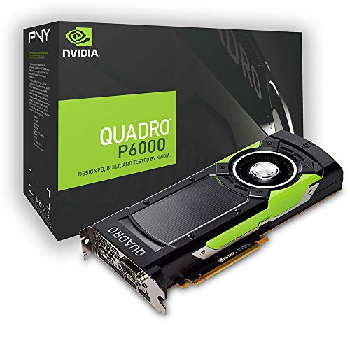 PNY Quadro P6000 24GB GDDR5
