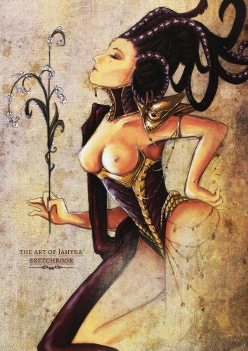Art of Jahyra: Sketchbook