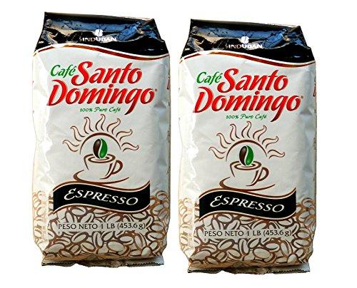 Santo Domingo Espresso Kaffee Cafe 2Staubbeutel