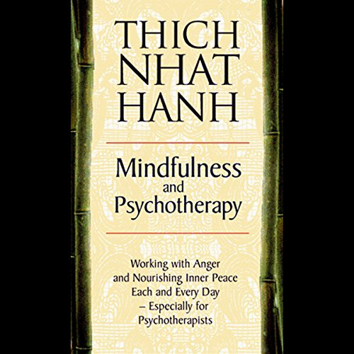 Mindfulness and Psychotherapy audiobook cover art