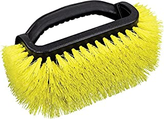 Unger Professional Outdoor Four-Sided Scrub Brush, Color Varies
