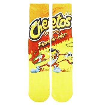 Best flaming hot cheetos socks Reviews
