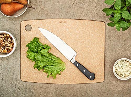 Epicurean Kitchen Series Cutting Board, 14.5-Inch × 11.25-Inch, Natural