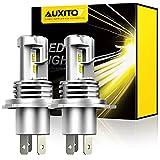 AUXITO H4 9003 LED Headlight Bulbs, 12000LM...