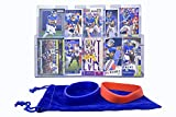 Odell Beckham Jr. (10) Assorted Football Cards Bundle - New York Giants, Cleveland Browns Trading Cards