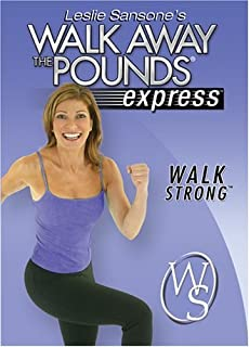 Leslie Sansone: Walk Away the Pounds - Express - Walk Strong