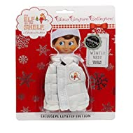 2014 Exclusive Limited Edition the Elf on the Shelf Claus Couture Cute Puffer Vest