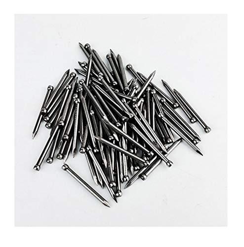 Headless Nägel, Baseboard Nägel, Baseboard Nägel, Holzboden Baseboard Nägel, Massivholz Baseboard Nägel ohne Kopf-35mm ungefähr 300