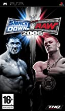 smackdown vs raw 2006 psp