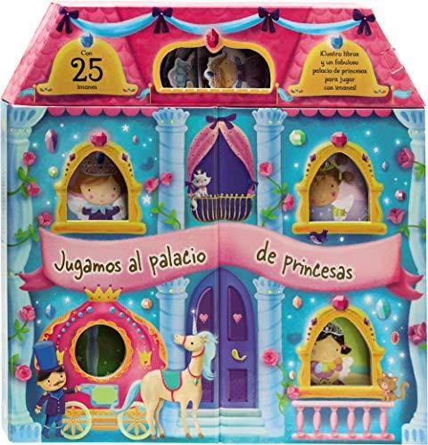 Jugamos al palacio de princesas