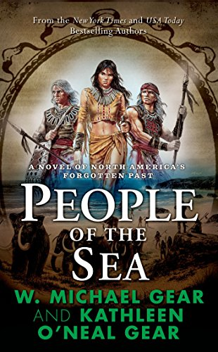 People of the Sea: A Novel of North America's Forgotten Past
