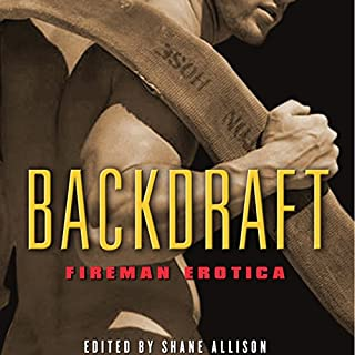 Backdraft: Fireman Erotica audiobook cover art