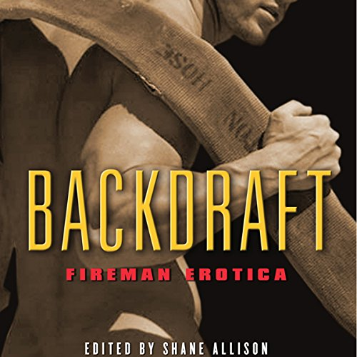 Backdraft: Fireman Erotica Titelbild