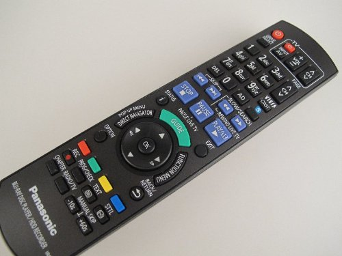 Panasonic Genuine Remote Control N2QAYB000615 For The BluRay 3D DMR-PWT500EB