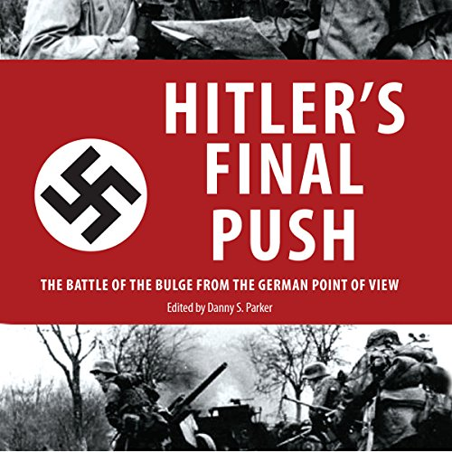 Hitler's Final Push audiobook cover art