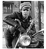 JCYMC Leinwand Bild Marlon Brando Wild EIN Schauspieler