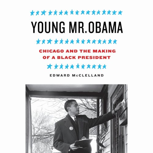 Young Mr. Obama cover art