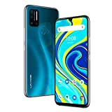 UMIDIGI A7 Pro Unlocked Smartphones Android 10,128GB+4GB RAM with 6.3 inch FHD+ Full Screen Cell Phones,16MP AI Quad Camera with 4150mAh Battery, 2 + 1 SIM Slot 4G Global Version