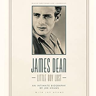 James Dean cover art