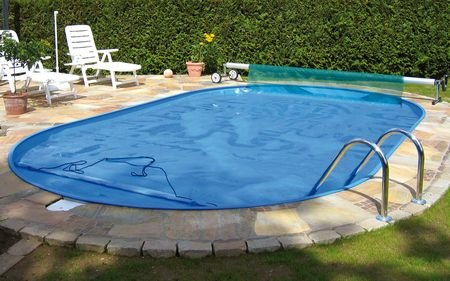 TREND OVALBECKEN Poolset