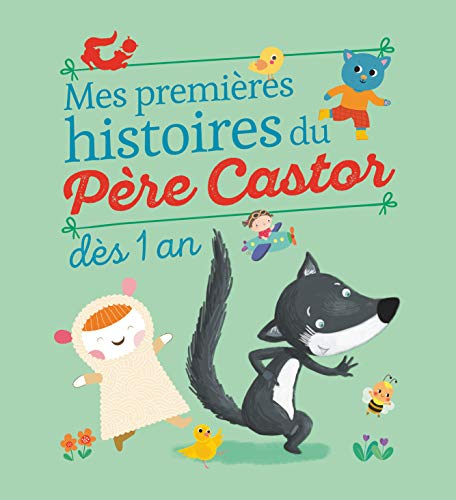 Mes premières histoires du Père Castor