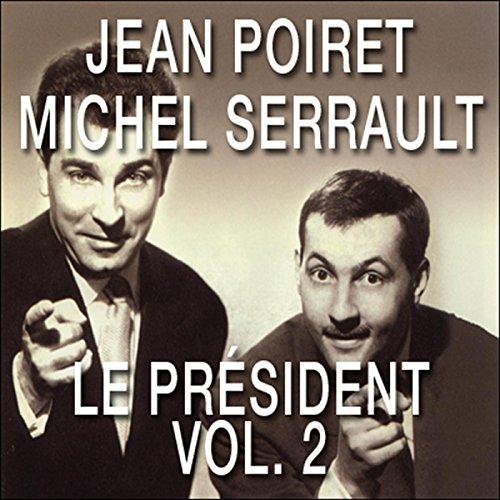Couverture de Le Président - Vol. 2