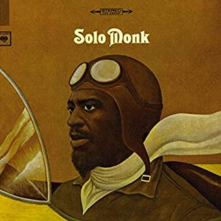 Thelonious Monk - Solo Monk Clear White Color Exclusive