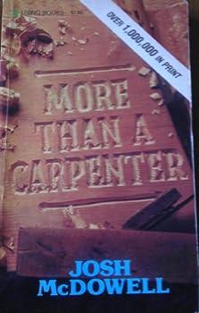 Paperback More Than a Carpenter Book