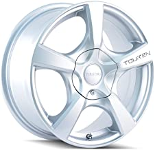 TOUREN TR9 (3190) HYPERSILVER: 18x8 Wheel Size; 5-108/5-114.3 Lug Pattern, 72.62mm Bore, 40mm Offset.