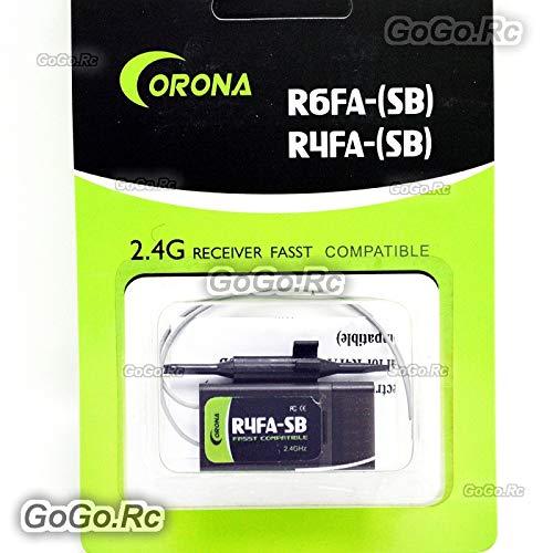 drf8090w-eop RFSS04F R/écepteur FUTABA Mini 4 canaux Compatible avec Le Mode FASST