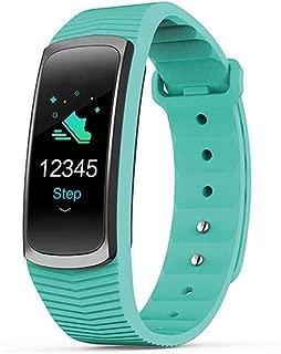 WTYD Smartwear SMA-B3 Fitness Tracker 0.96 inch Bluetooth Smart Bracelet, IP67 Waterproof, Support Activity Traker/Heart Rate Monitor/Blood Pressure Monitor/Remote Capture(Black)