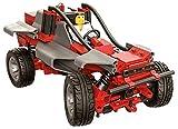 Fischertechnik 540584 BT Racing Set-das ferngesteuerte Auto als Bausatz zum selbst Bauen-3 Verschiedene Modelle-das Komplettset lässt Sich auch per Smartphone und Tablet steuern-ab 8 Jahre