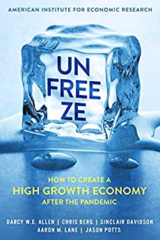 Unfreeze: How to Create a High Growth Economy After the Pandemic by [Chris Berg, Darcy Allen, Sinclair Davidson, Aaron Lane, Jason Potts]
