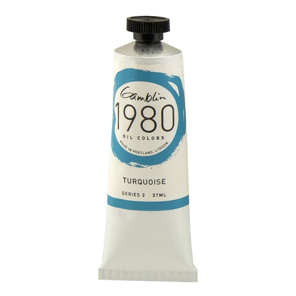 Gamblin 1980 Oil Turquoise 150Ml