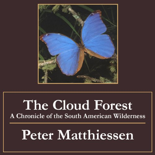 The Cloud Forest audiobook cover art