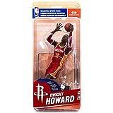 McFarlane Toys NBA Houston Rockets Sports Picks Series 25 Dwight Howard Action Figure [Red Uniform] by McFarlane Toys -