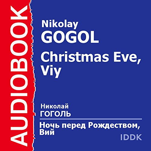 """Christmas Eve"" and ""Viy"" [Russian Edition] cover art"