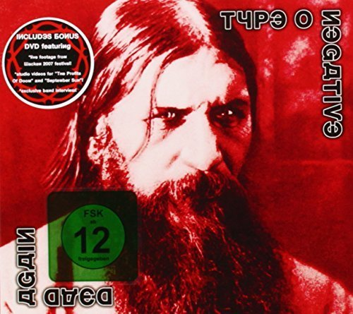 Dead Again (Red Version CD/DVD) by Steamhammer / SPV (2008-02-12)