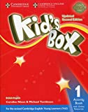 Kid's box. Level 1. Activity book. British English. Per la Scuola elementare. Con e-book. Con espansione online