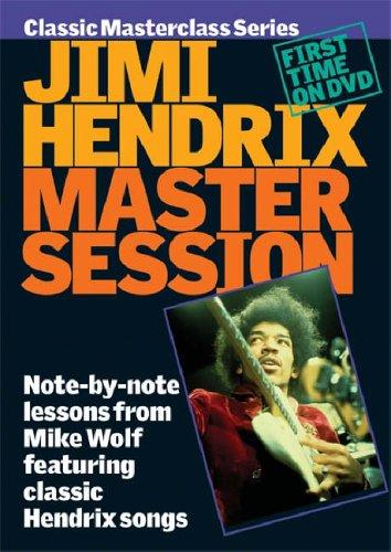 Jimi Hendrix Master Session [UK Import]
