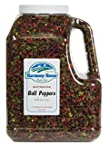 Harmony House Dried Mixed Bell Peppers, Diced – Dehydrated Vegetables for Cooking, Camping,...