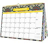 Wall-Calendar-2020 17x12 Inch Academic 12-Month Calender Hanging Year Calendars