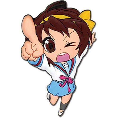 Haruhi -Chan Haruhi Chan PVC aimant